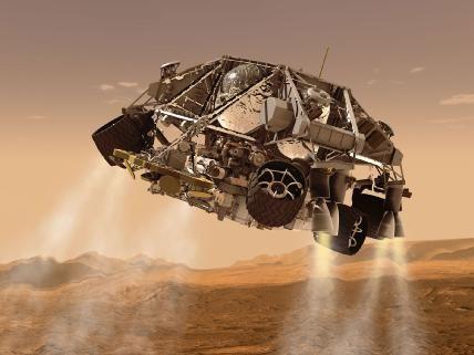 La mission lancée par la Nasa, Curiosity, fête ses deux ans d'atterrissage sur la planète Mars le 6 août.