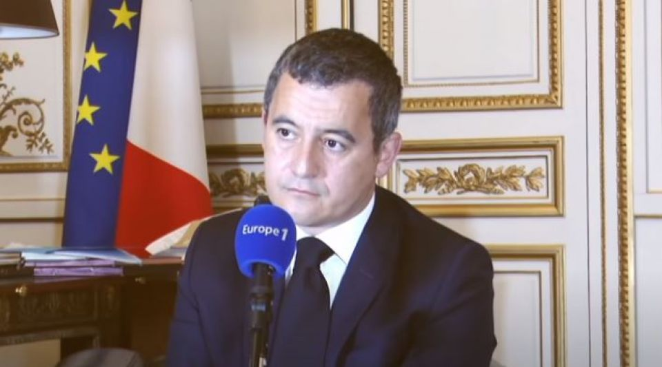 """Conflans-Sainte-Honorine : """"Nous ne pouvons pas laisser faire ce genre de fatwas en ligne"""", selon Gérald Darmanin"""