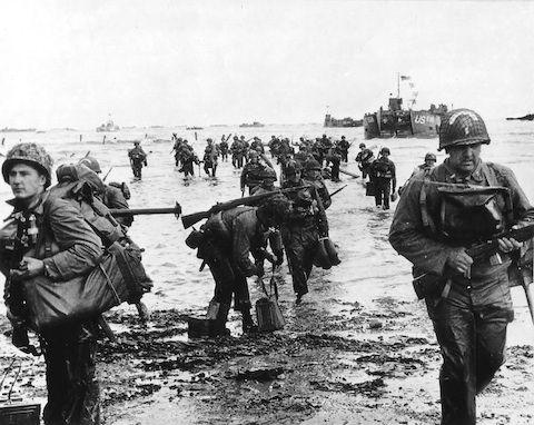 Opération Overlord 6 juin 1944