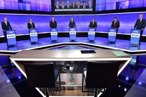 Débat décisif de la primaire de la droite et du centre : les réactions et le résumé