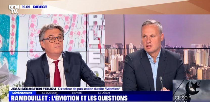 Le directeur de la publication d'Atlantico, Jean-Sébastien Ferjou, était l'invité de l'émission 120% News sur BFMTV le lundi 26 avril.