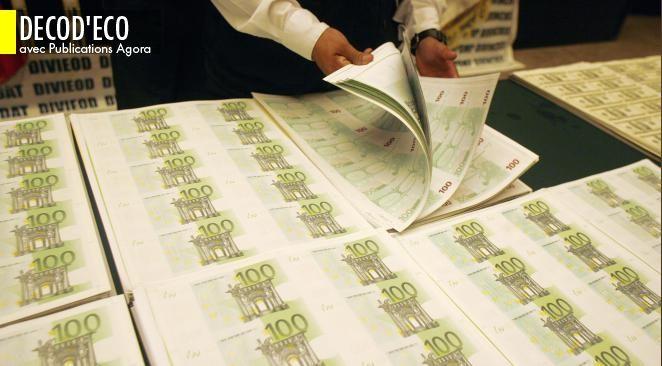 Pour la BCE, l'assouplissement monétaire est la solution à la crise.