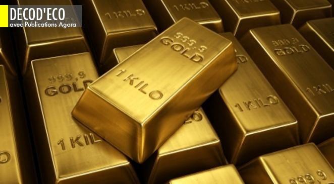 Les banques centrales louent leurs réserves d'or à des tiers en vue de percevoir une rémunération.