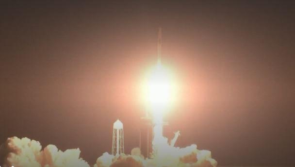 L'astronaute français, Thomas Pesquet, s'est envolé ce vendredi 23 avril pour la Station spatiale internationale (ISS) à bord de SpaceX.