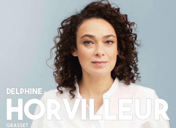 """Delphine Horvilleur a publié """"Vivre avec nos morts"""" aux éditions Grasset."""