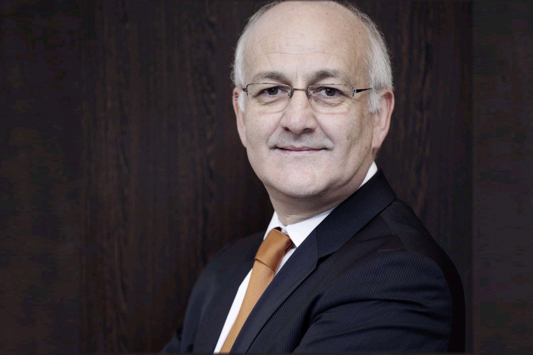Denis Le Bossé, président du Cabinet Arc, cabinet de recouvrement de créances inter-entreprises.