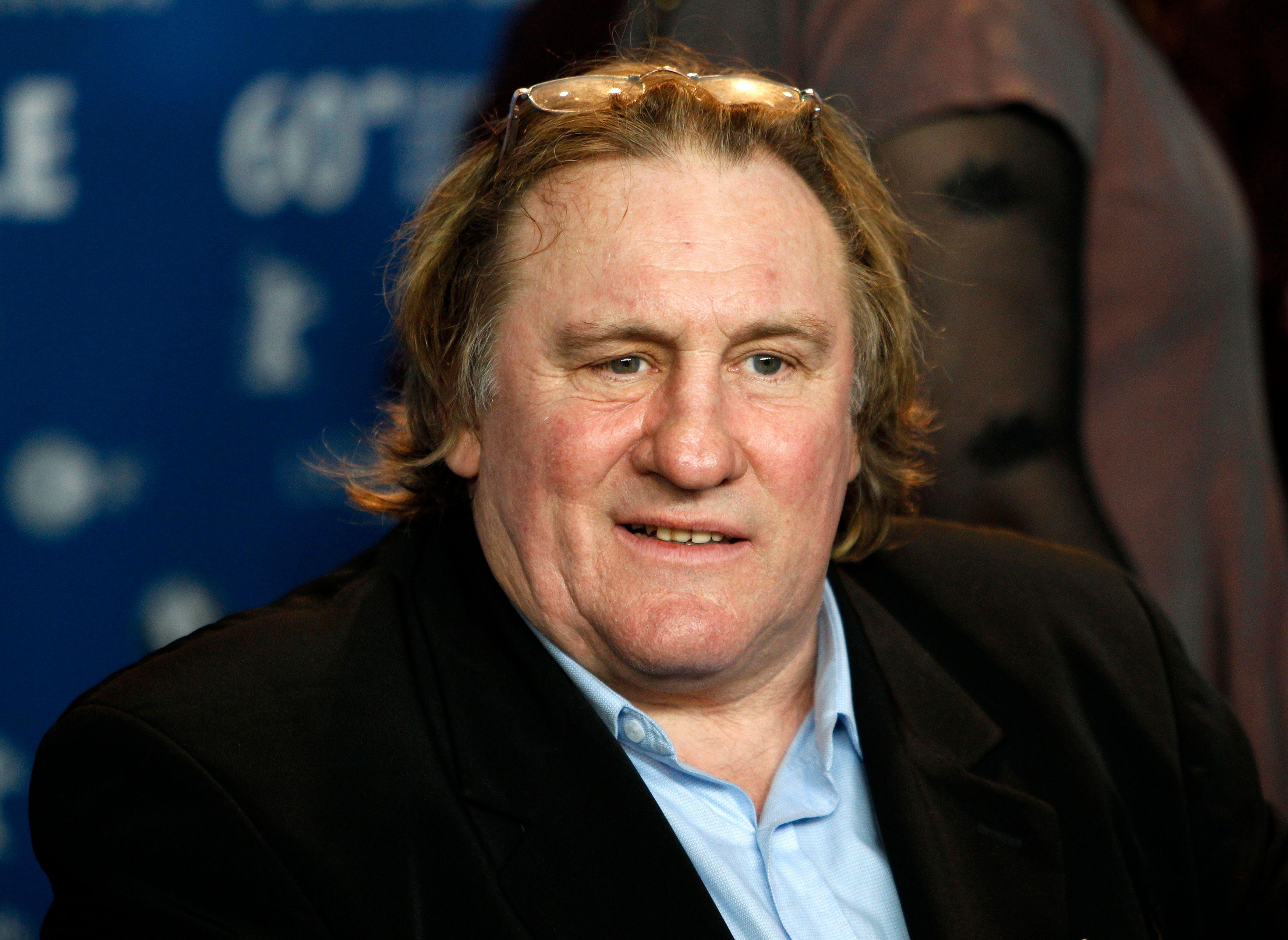 L'an dernier l'acteur avait uriné dans la cabine d'un vol Paris-Dublin.