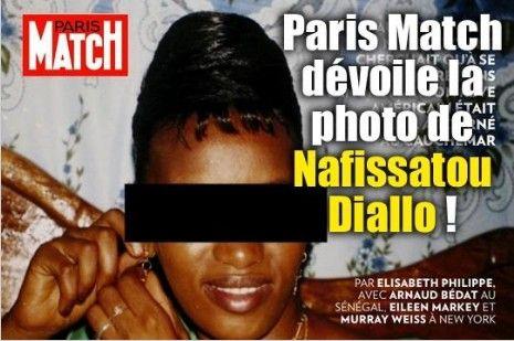 Paris-Match dévoile le visage de Nafissatou Diallo