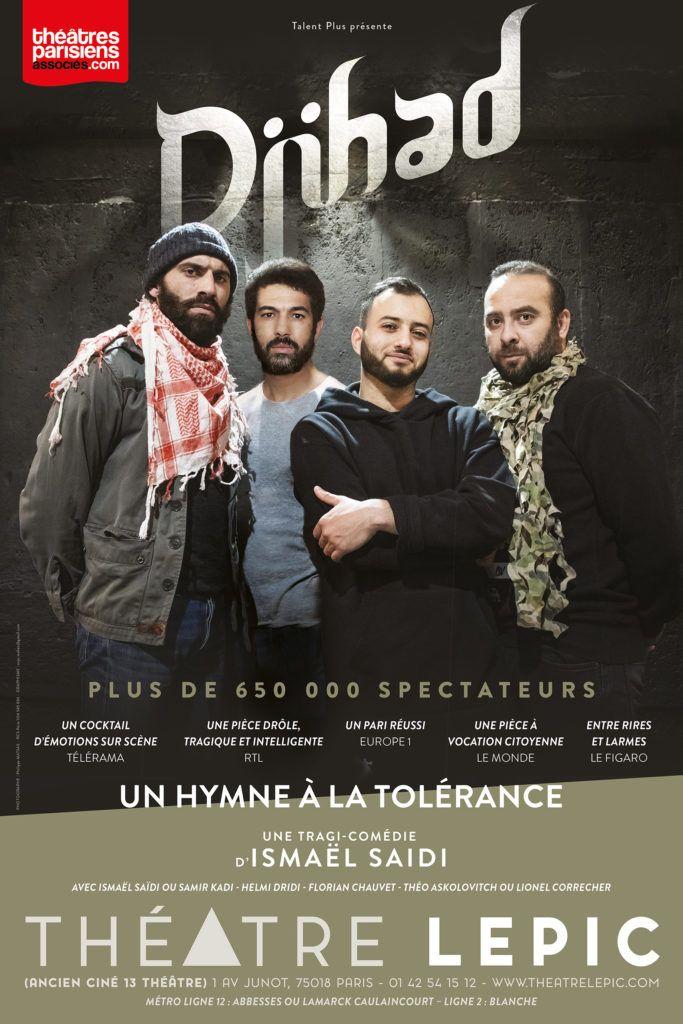 """""""Djihad"""" d'Ismaël Saïdi : des pieds nickelés belges entreprennent un djihad, au prix d'une guerre contre eux-mêmes"""