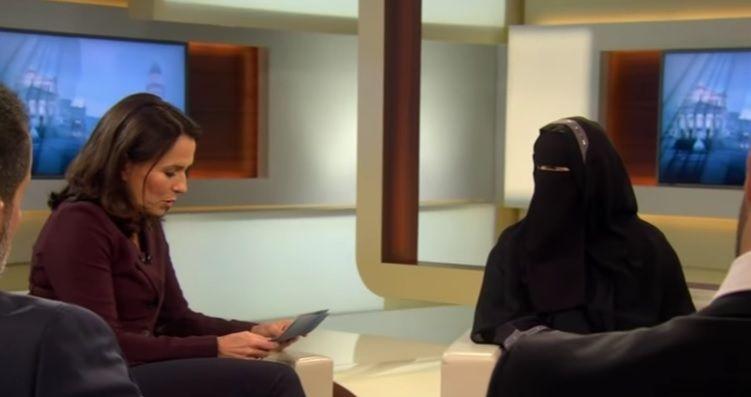 Allemagne : quand une femme portant le voile intégral fait l'éloge du djihad en direct lors d'un talk-show