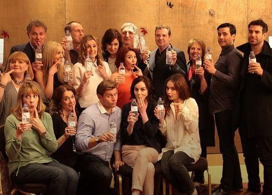 Le tournage de la sixième et dernière saison de Downton Abbey s'est achevé il y a quelques semaines.