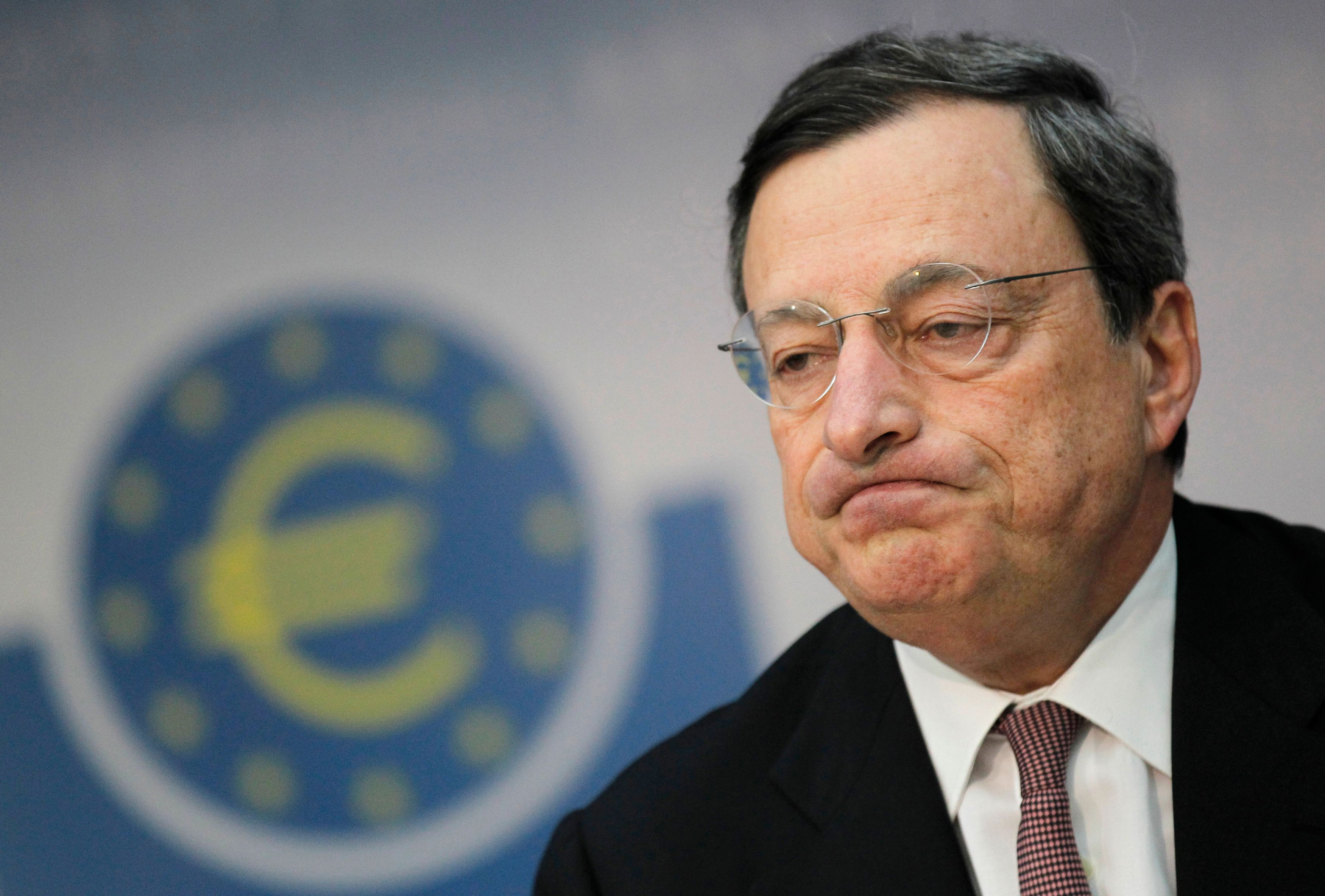Mario Draghi peut-il sauver l'euro ?
