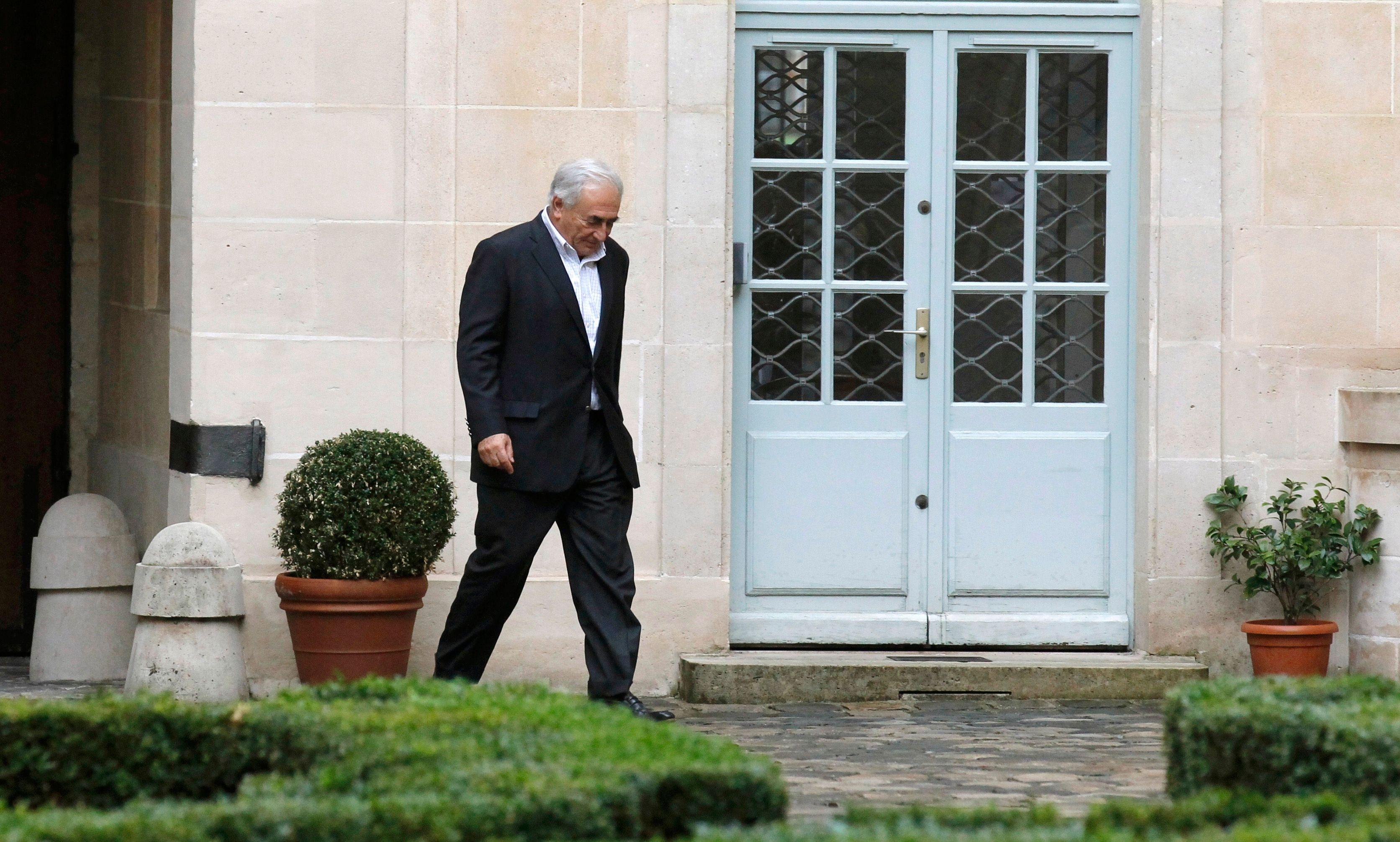 Après ses excuses devant le FMI, Dominque Strauss-Kahn pourrait s'excuser prochainement devant les Français...