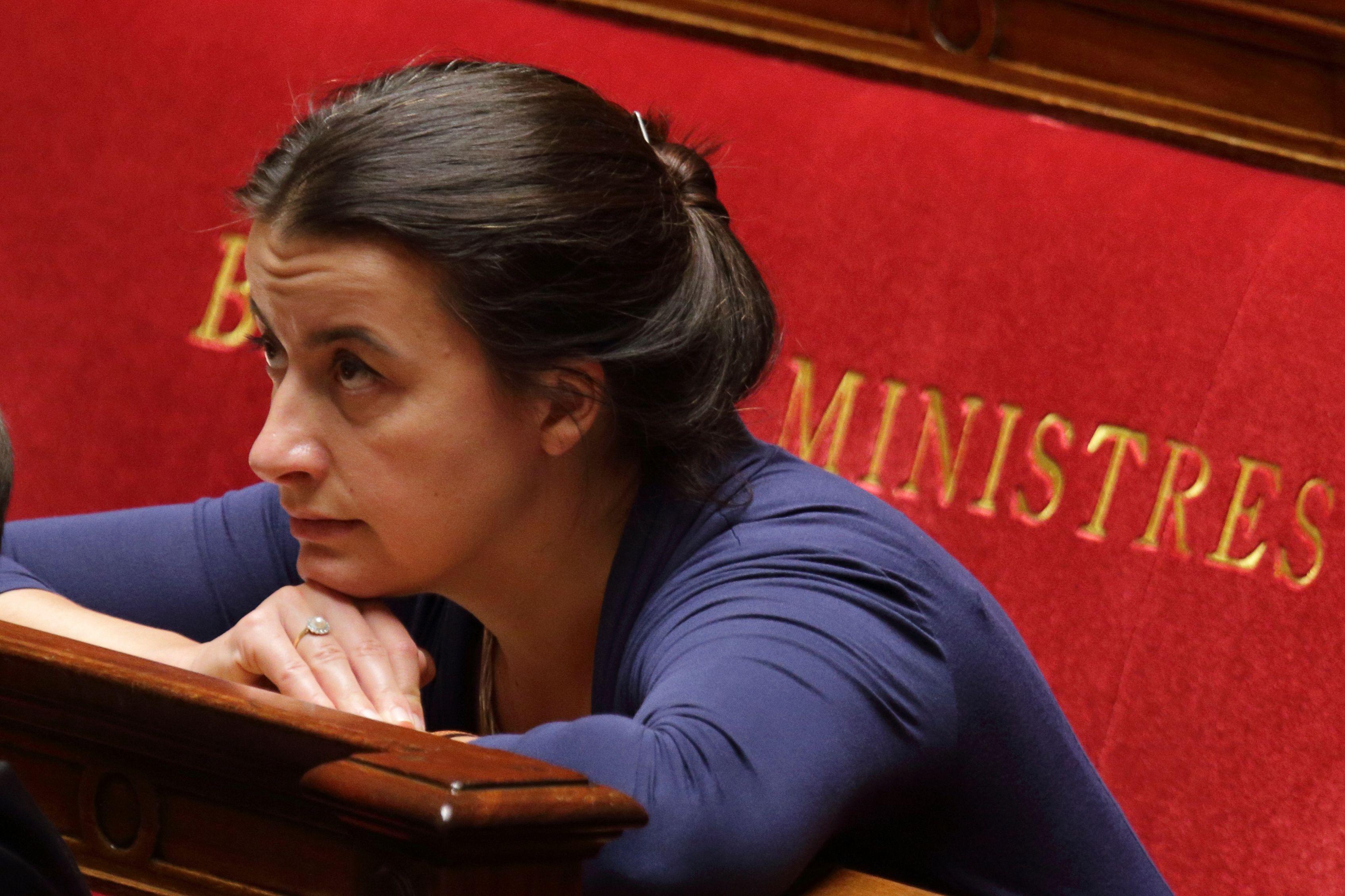 Cécile Duflot, ministre du Logement.