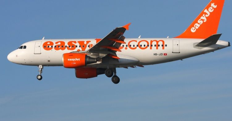 Easyjet annule 138 vols entre mercredi et jeudi