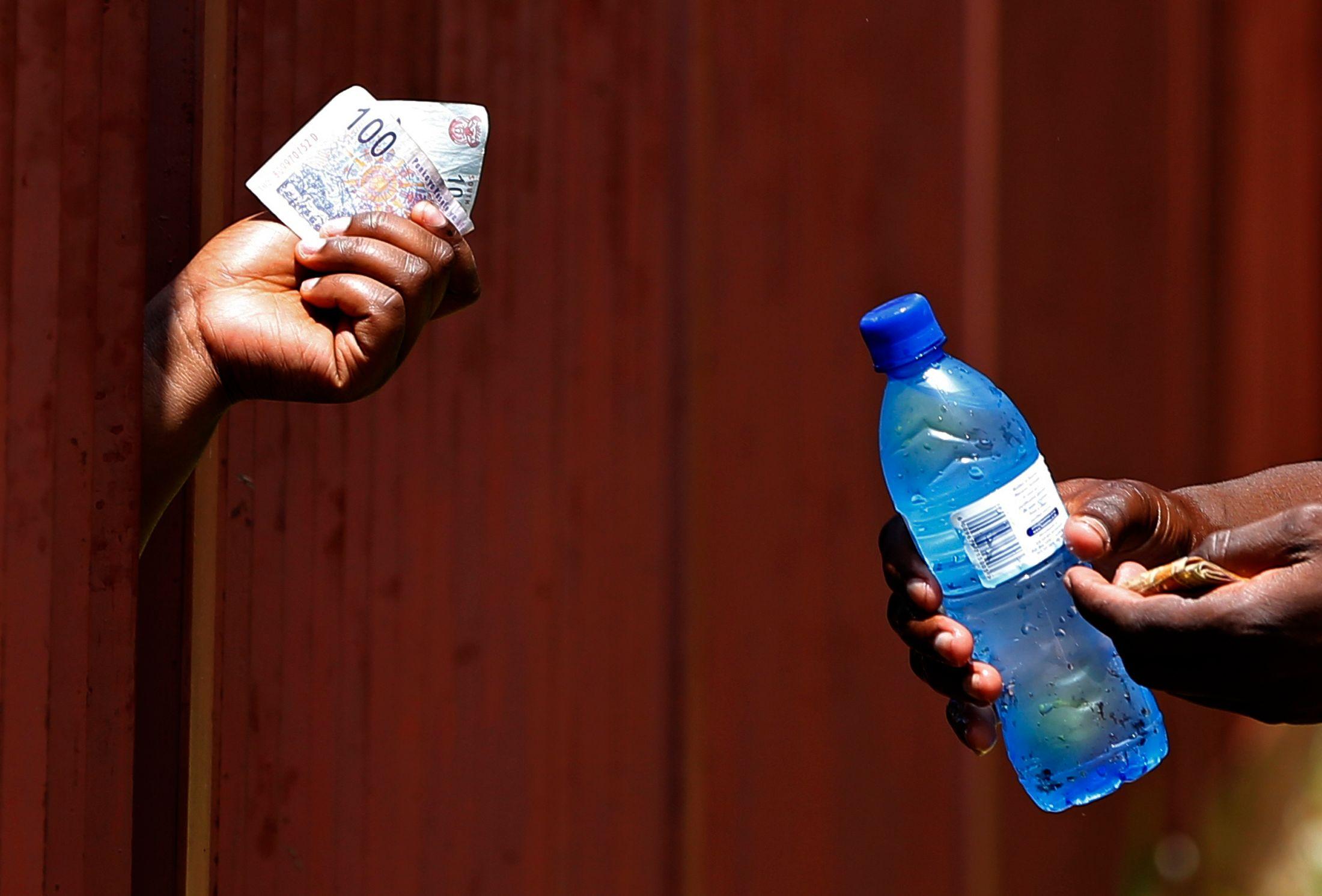 La rareté de l'eau risque d'exacerber des tensions politiques.