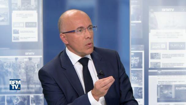 """Selon Éric Ciotti, François Bayrou """"s'est immiscé dans la primaire"""" sans """"en respecter les règles"""""""