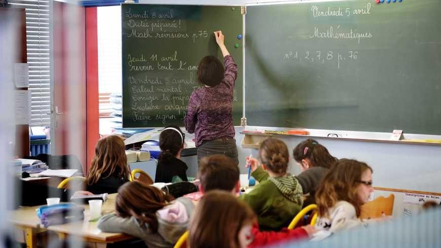 L'OCDE pointe du doigt le nombre de jours d'école particulièrement faible dans les classes de primaires françaises