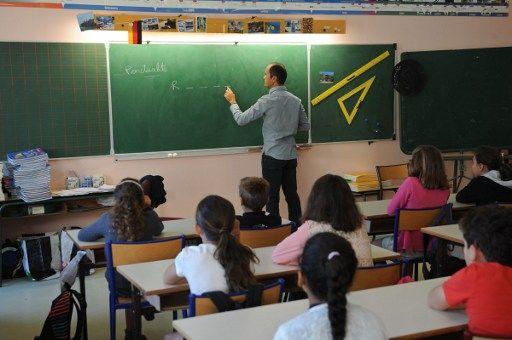 L'école s'appelle Anne Frank.