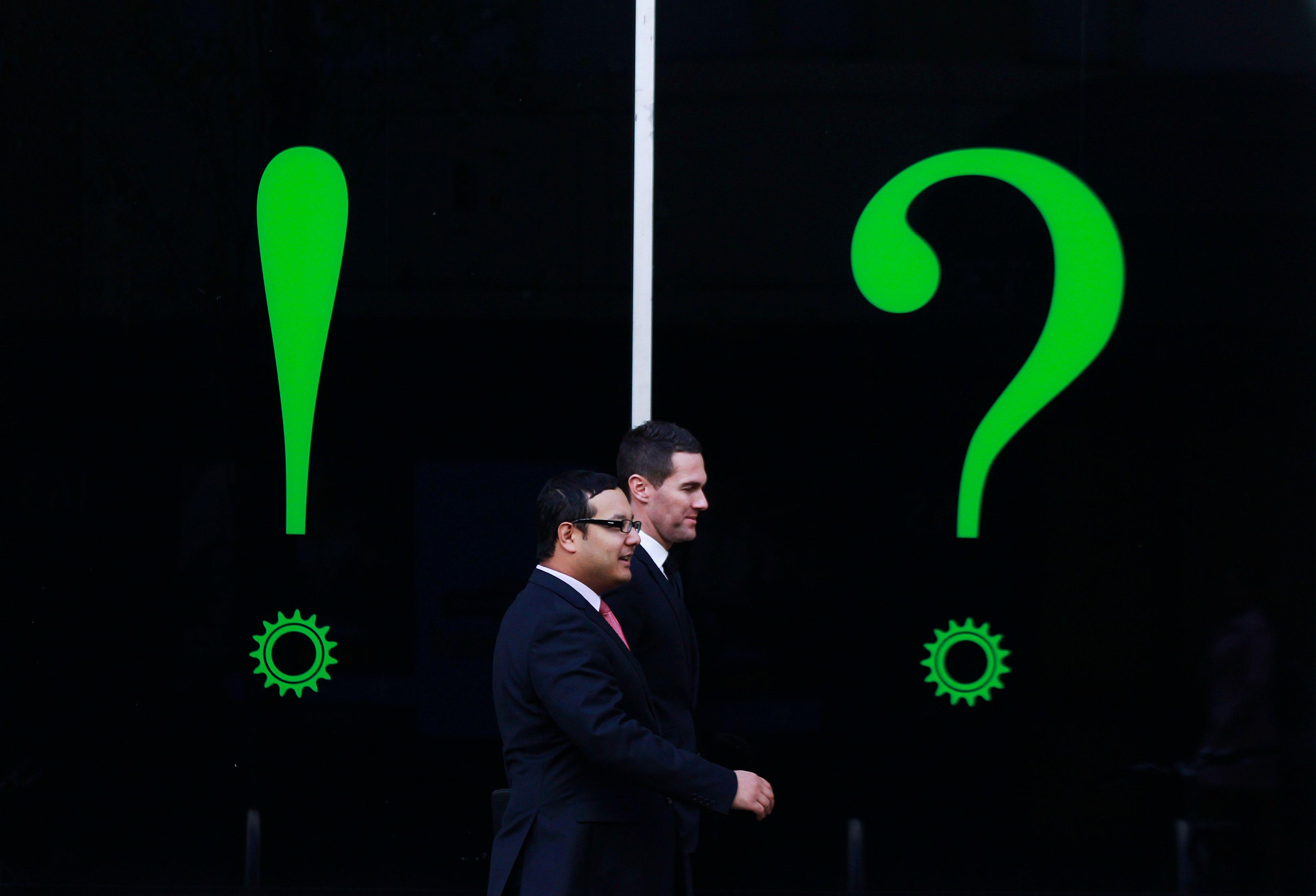 Et pour vous Nicolas Bouzou, s'il fallait retenir 5 personnalités qui vont faire l'économie en 2015, qui seraient-elles ?