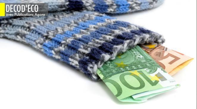 Le lien entre vos bas de laine et la dette des Etats est retord.