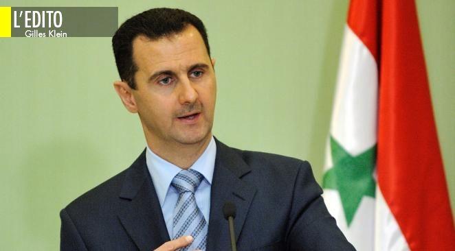 Bachar el Assad.