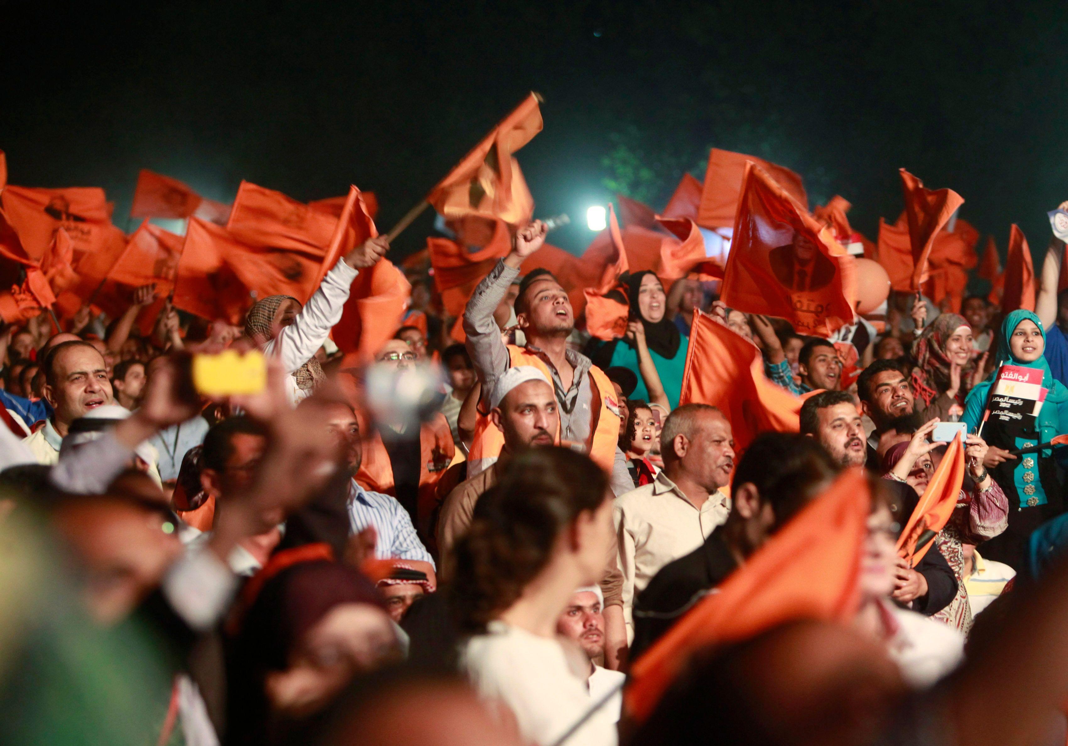 Des élections sous le signe de la déception se tiennent en Egypte