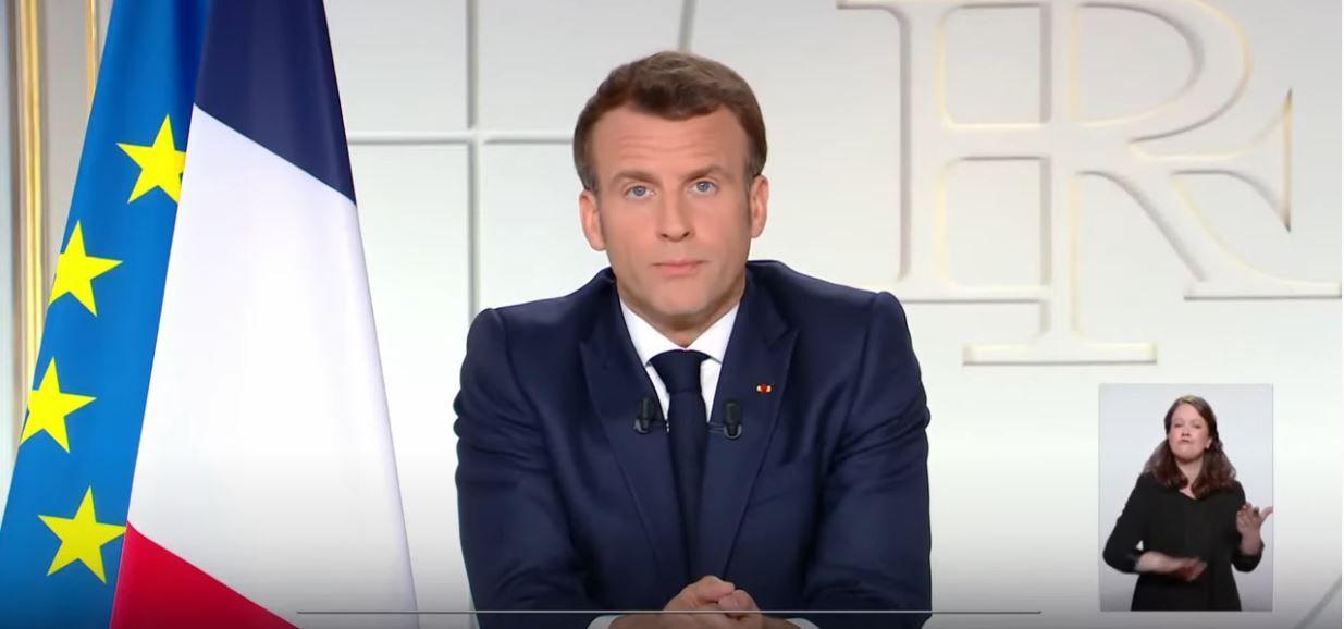 Confinement étendu et fermetures des écoles pour endiguer la pandémie de Covid-19 : retrouvez l'intégralité de l'allocution d'Emmanuel Macron