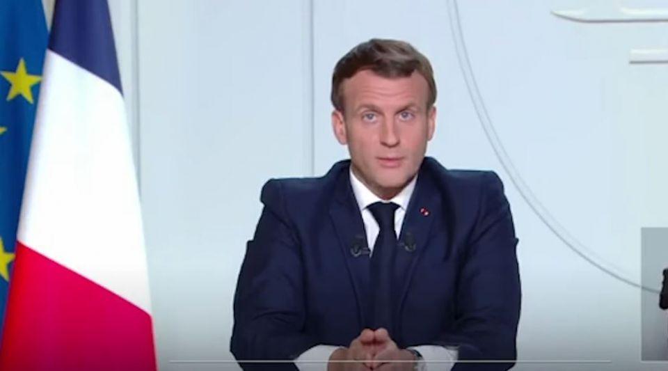Emmanuel Macron reconfinement coronavirus covid-19 mesures octobre 2020