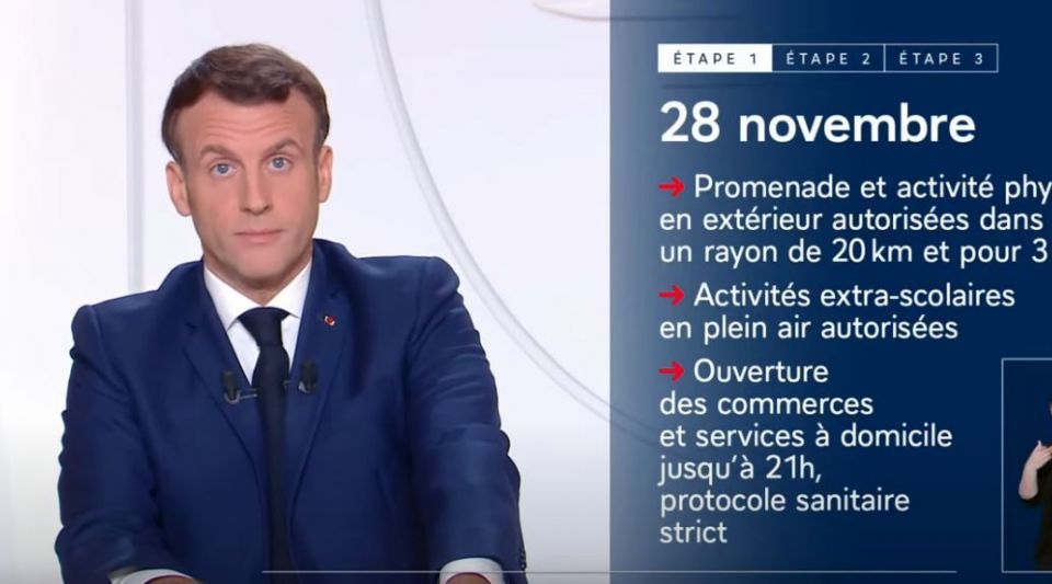 Covid-19 : retrouvez l'intégralité de l'allocution d'Emmanuel Macron sur le déconfinement