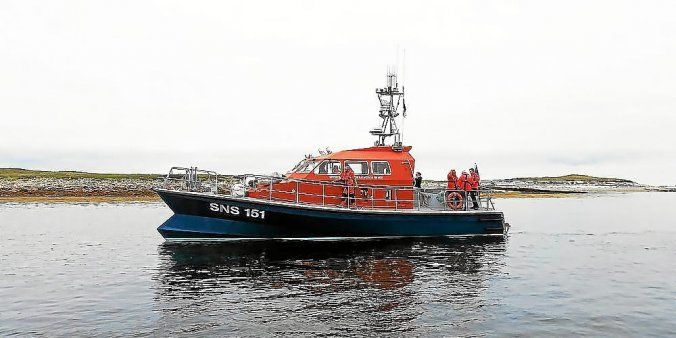 Canot de sauvetage de la SNSM