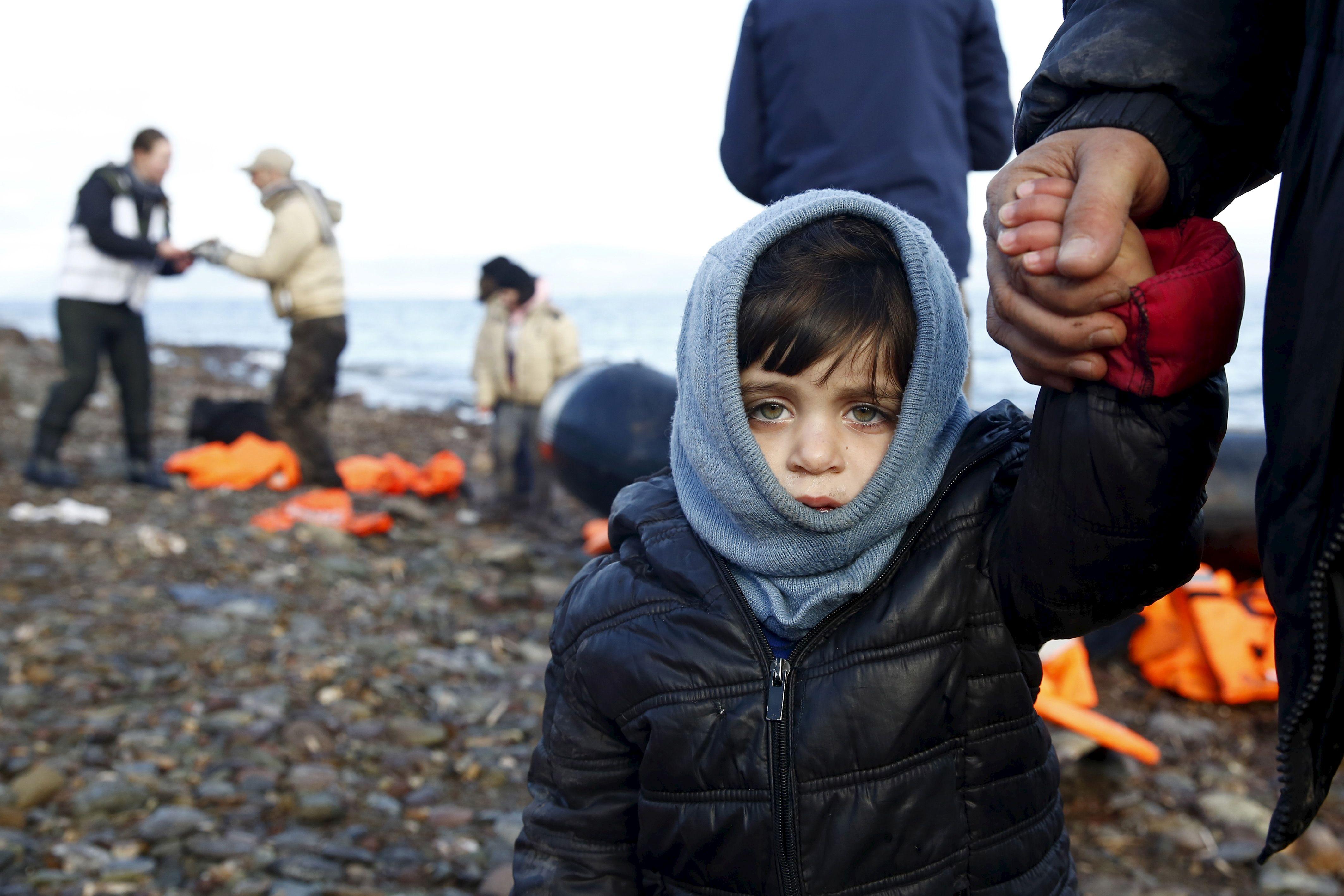 Premiers retours de migrants dans le cadre de l'accord UE-Turquie : est-ce que ça marche ?