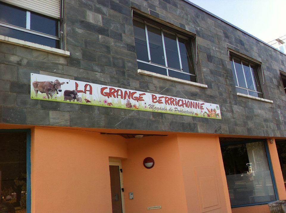 La Grange Berrichonne ouvrira au public courant septembre.