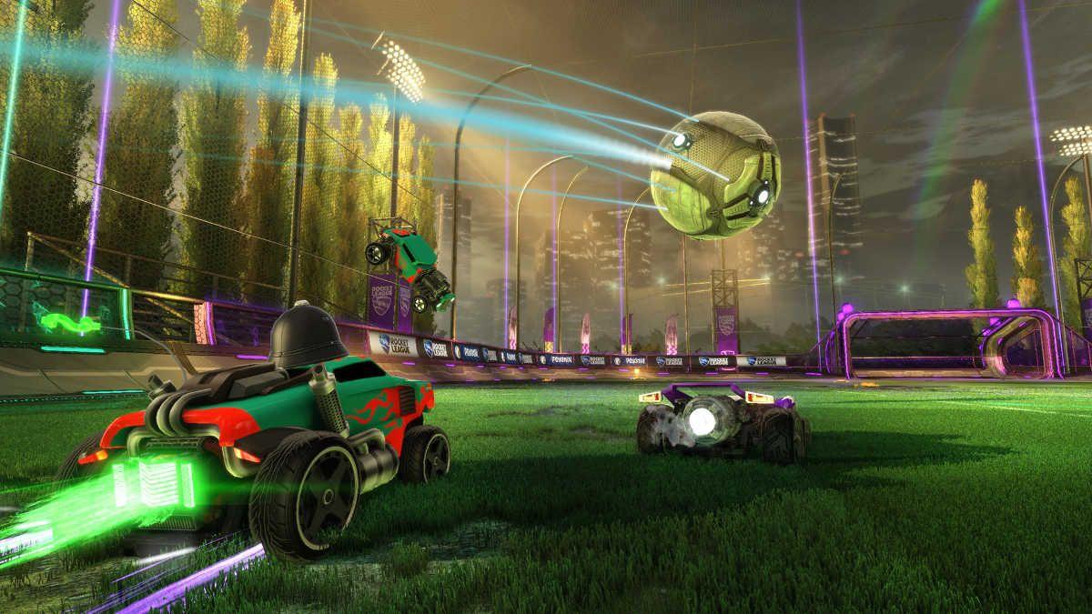 Rocket League : du fun, pur et simple