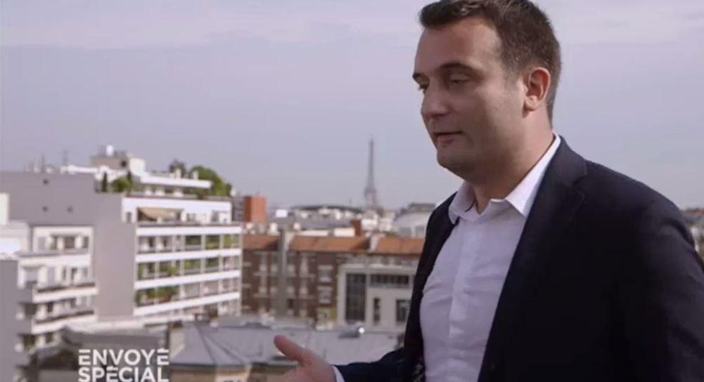 """Florian Philippot : """"Marine Le Pen répondra sur cette affaire après la campagne présidentielle"""""""