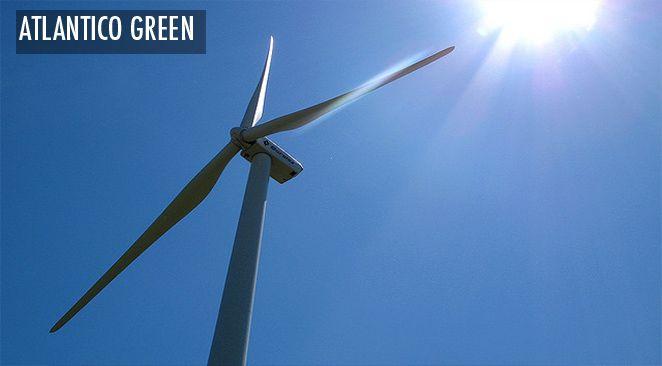 Si on considère la moyenne annuelle, l'éolien représente environ 1/3 de la production danoise d'électricité, soit 6% du mix énergétique.
