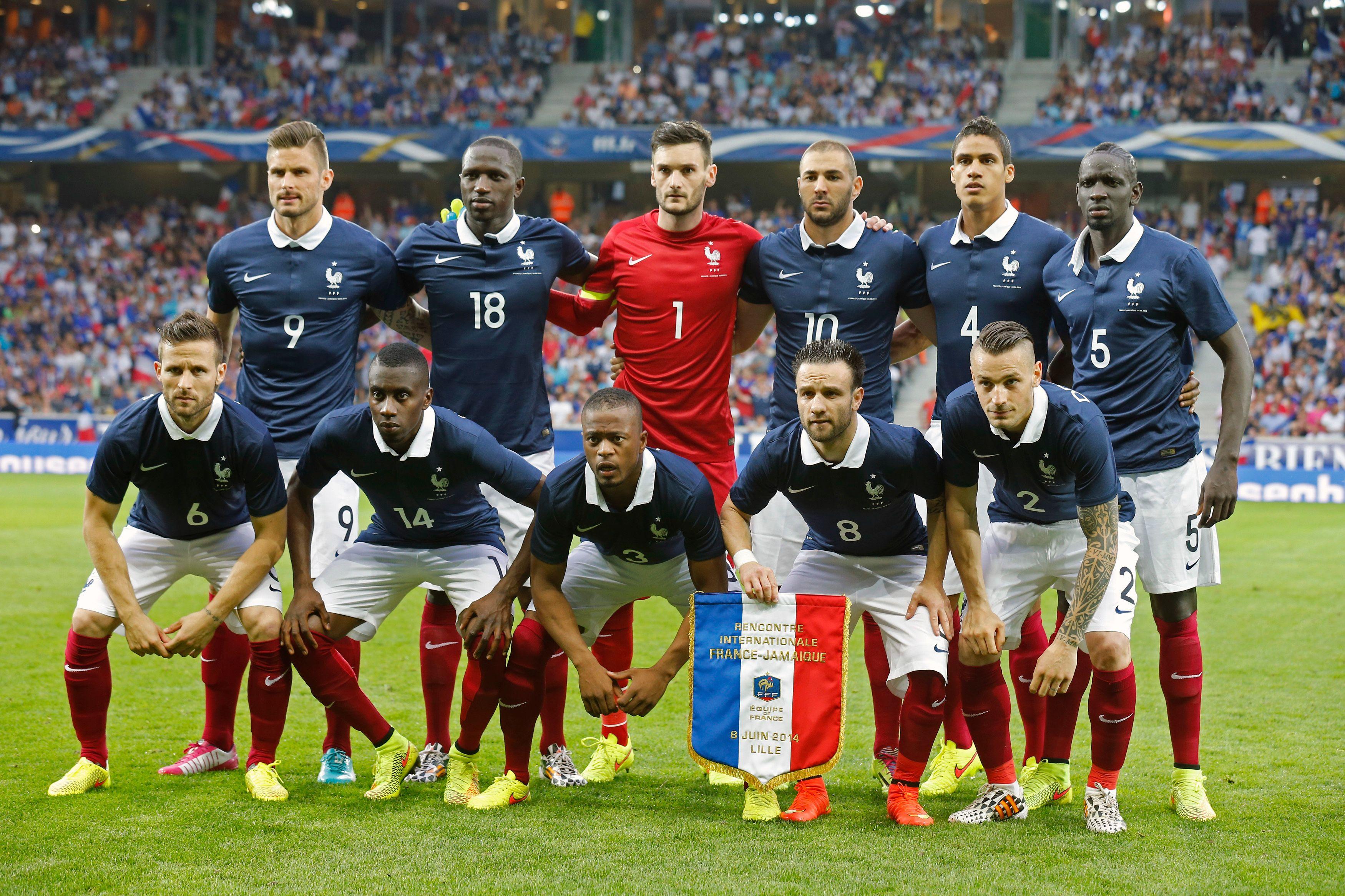 La France affronte le Honduras ce dimanche
