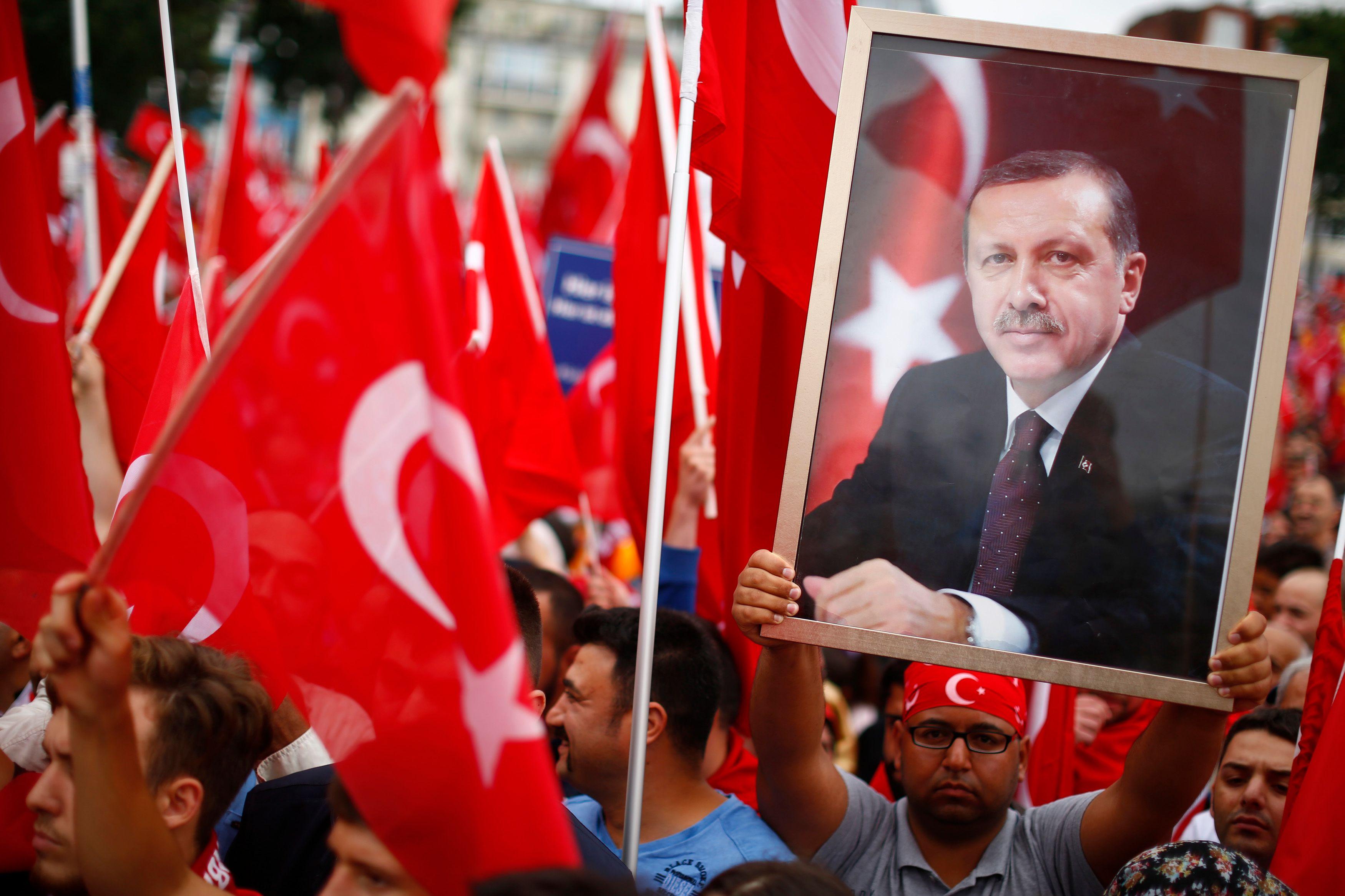 Forte hausse du nombre de migrants en provenance de Turquie : Erdogan remet la pression sur l'Union européenne