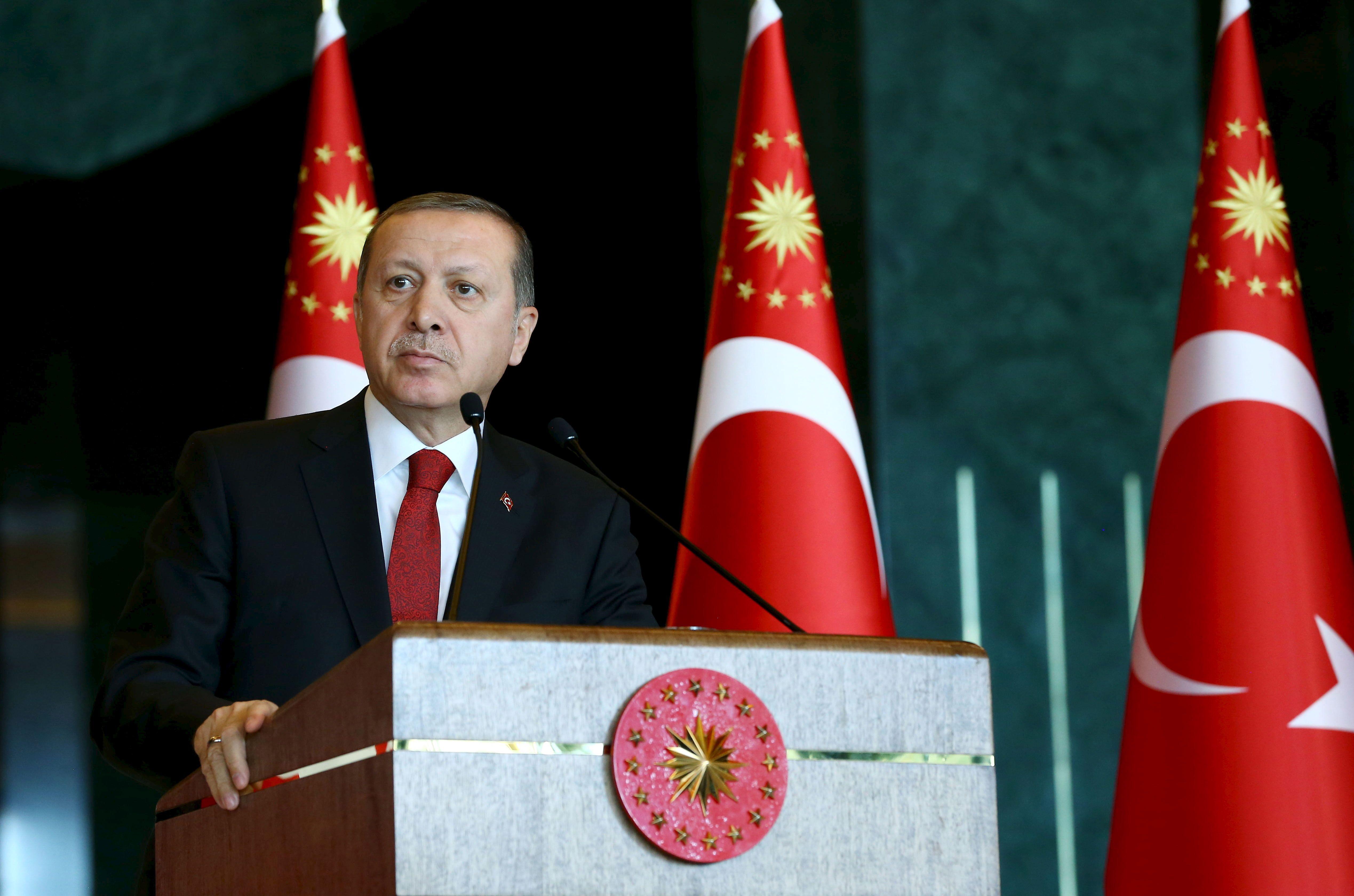 L'Union a-t-elle aidé à l'élection d'Erdogan en 2015 ?