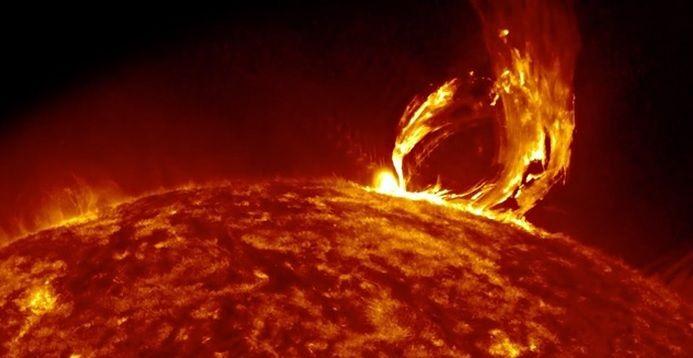 """La NASA envoie une sonde pour """"toucher le soleil"""""""