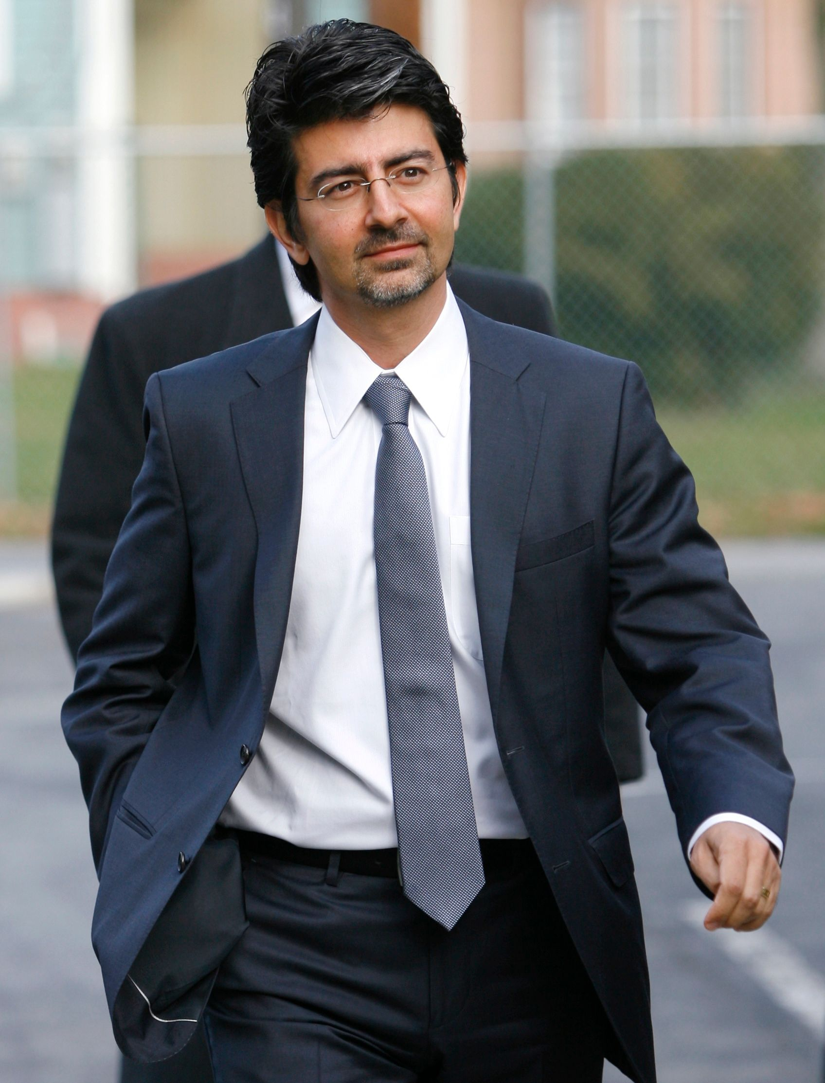 Pierre Omidyar, fondateur de eBay.