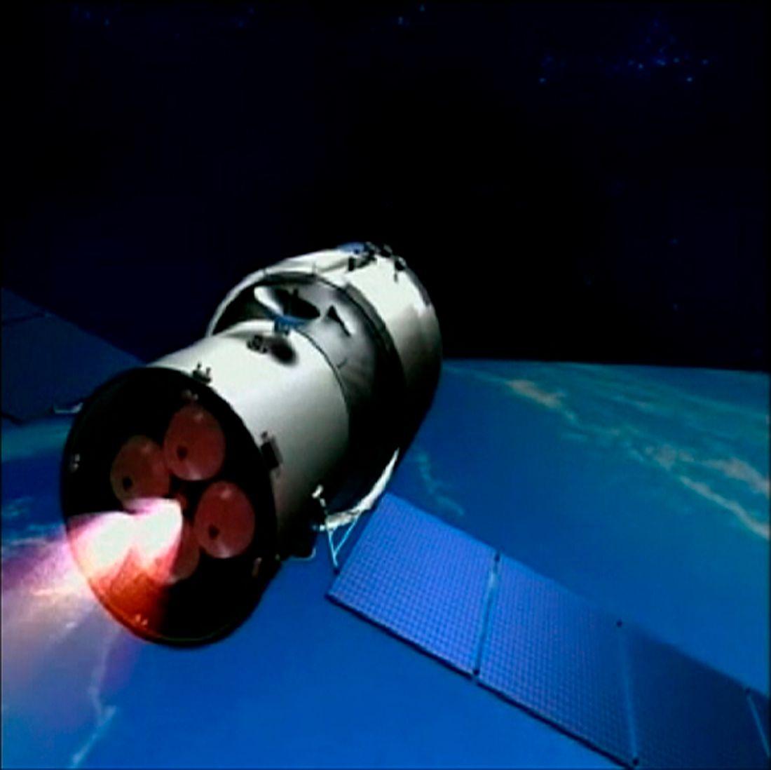 L'Inde a mis ce samedi en orbite un satellite de télécommunications de 3 400 kilos, lancé par Ariane 5. C'est le plus gros satellite lancé par le pays.