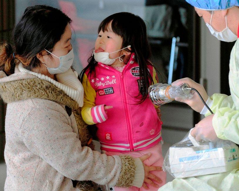 D'après les derniers chiffres publiés sur la natalité au Japon, les moins de 15 ans ne représentent plus que 12,9 % de la population totale