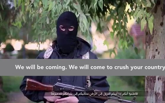 La France vue par l'Etat islamique