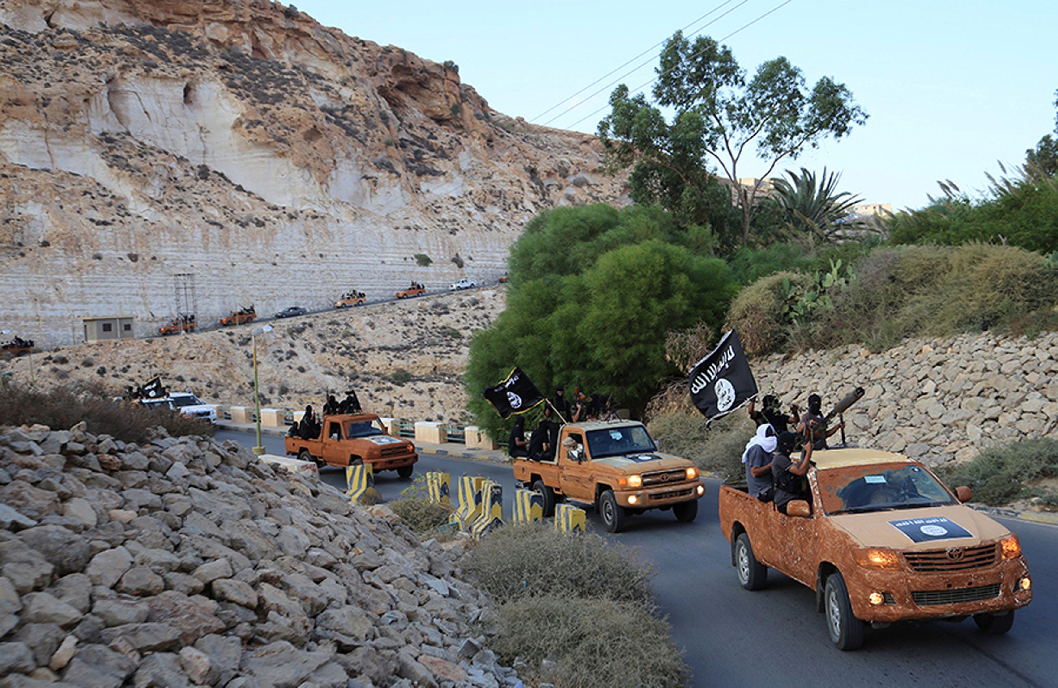 Comment l'Etat islamique s'est transformé en catastrophe pour les sunnites qu'il était sensé protéger en Syrie et en Irak