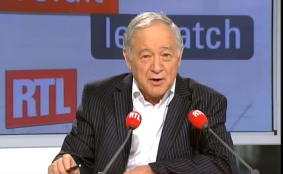 Mort du célèbre journaliste sportif Eugène Saccomano à l'âge de 83 ans