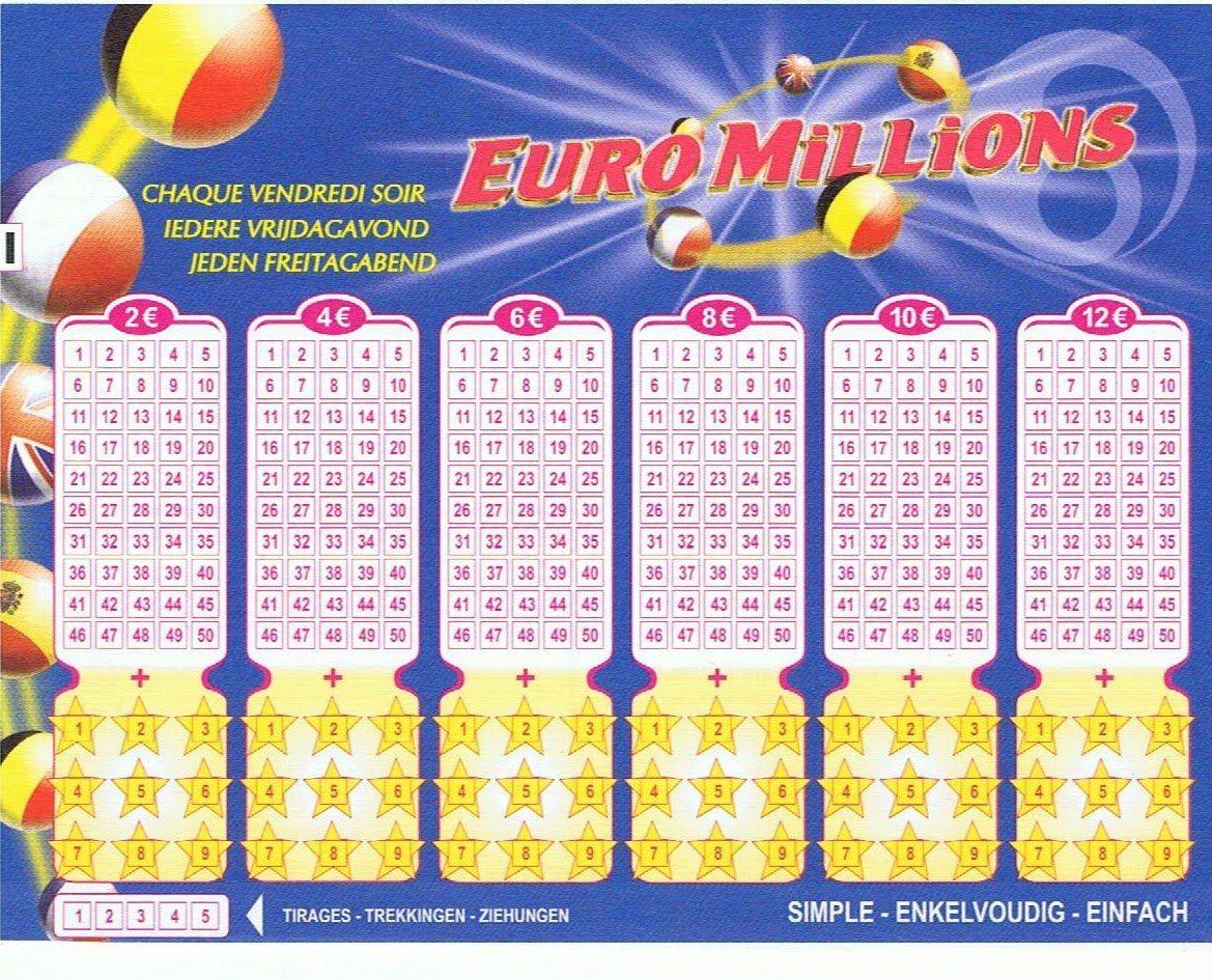 15 millions d'euros sont à gagner lors du tirage d'EuroMillions de demain, mardi.