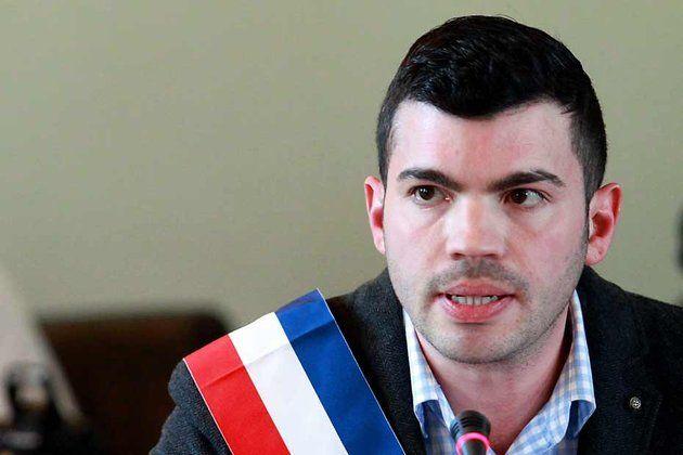 Le maire FN d'Hayange Fabien Engelmann a été condamné vendredi à un an d'inéligibilité par le tribunal de Strasbourg.