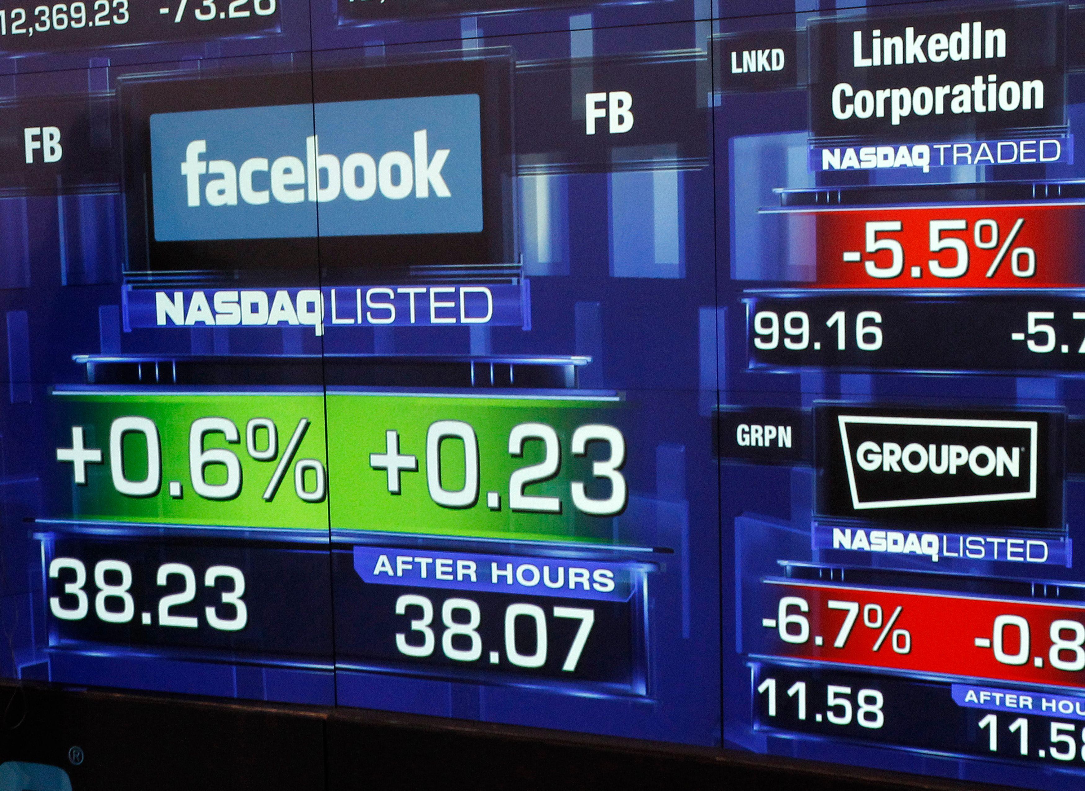 Les marchés veillent. C'est pourquoi l'application a été retirée le 25. Pour la première fois depuis l'introduction en bourse, Facebook a dû défendre son projet.