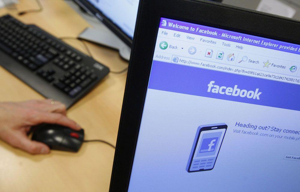 Le réseau social indique travailler à résoudre le problème